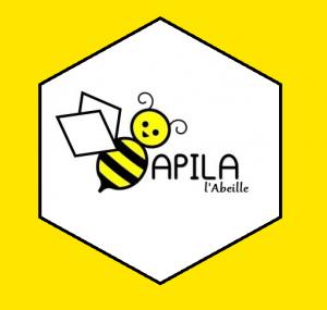 Apila l'abeille logo